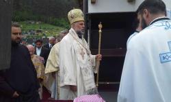 Osvještana Kapela Svetog Vasilija Ostroškog i Tvrdoškog u pravoslavnom groblju