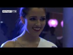 Кристина Каришик из Невесиња - најљепша на избору за мис Херцеговине (ВИДЕО)