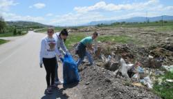 Da bude čistiji grad- Volonteri u akciji čišćenja