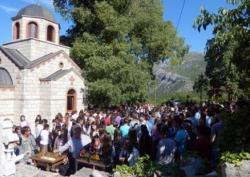 U Mrkonjićima obilježen praznik Svetog Vasilija