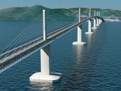 Хрватска гради Пељешки мост, а посланици Представничког дома БиХ необавијештени