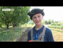 Ђорђе Бојанић - чудо од дјетета (ВИДЕО)