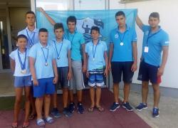 ПВК Леотар освојио 11 медаља на Међународном пливачком митингу у Никшићу