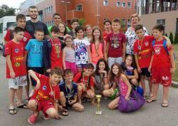Прве медаље за Невесињце у пливању