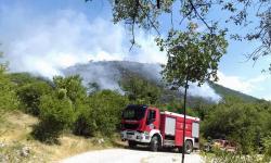 Угашени сви пожари на подручју Љубиња, еколошка штета немјерљива