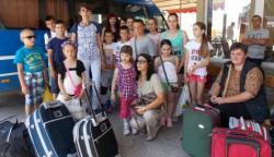 Центар за Социјални рад Гацко: Тринаесторо дјеце отпутовало на море