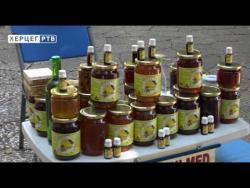 Херцеговачки пчелари на мукама, приноси меда преполовљени (ВИДЕО)