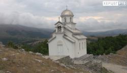 NAJAVA: Osveštanje crkve u Dražljevu, mjestu junačke borbe i mučeničkog stradanja