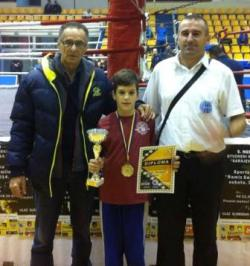 Kik boks: Petković vicešampion BiH