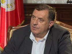 Додик: Срби имају право да одлучују о својој судбини