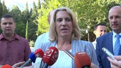 Цвијановић у Требињу: Смјена директора РиТЕ Гацко је договорена ствар