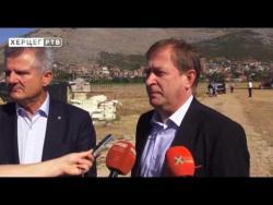 Višemilionska šteta od požara u Hercegovini (VIDEO)