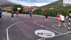 Otvoren sportski teren u Gučini