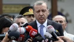 Ердоган 10. октобра у посјети Београду