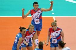 Odbojkašice Srbije plasirale se u finale Evropskog prvenstva