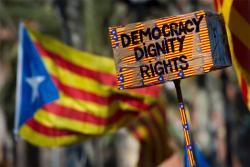 Evropska komisija: Referendum u Kataloniji nije legalan