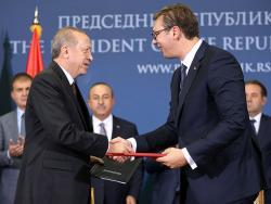 Све бољи односи Србије и Турске