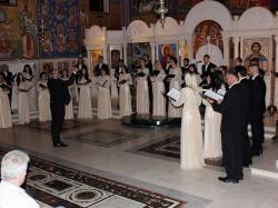 Бањалучки хор 'Јединство' приредио концерт у Саборном храму