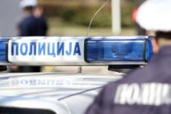 Приликом успостављања јавног реда и мира нападнут полицијски службеник