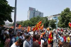 Antontov: Obojenom revolucijom u Skoplju se bezobzirno upravlja izvana