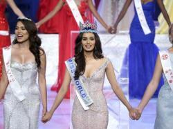Manuši Čhilar iz Indije Mis svijeta 2017
