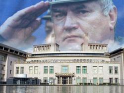 Сутра изрицање пресуде генералу Младићу