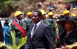Zimbabve: Novi predsjednik polaže zakletvu
