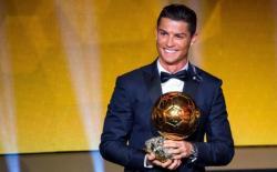 Ronaldo stigao Mesija – osvojio petu Zlatnu loptu