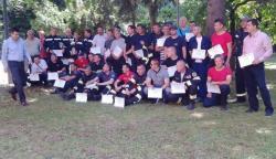 Gacko: Vatrogasci uspješno završili obuku