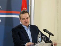 Dačić poručio iz Moskve: Srbija neće u NATO