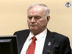 Haški Tribunal produžio rok za žalbu Mladiću