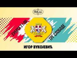 Najava: U novu julijansku sa Frajlama i Igorom Vukojevićem (VIDEO)