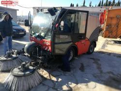 Trebinje: Komunalno nabavilo savremenu čistilicu