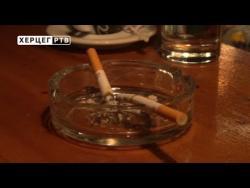 Угоститељи негодују због најављеног закона о забрани пушења (ВИДЕО)